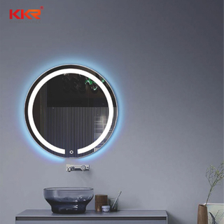 Nieuw ontwerp Solid Surface Led Bathroom Vanity Mirror KKR-8015